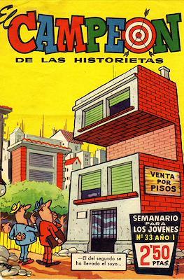 El Campeón (1960) (Grapa) #33