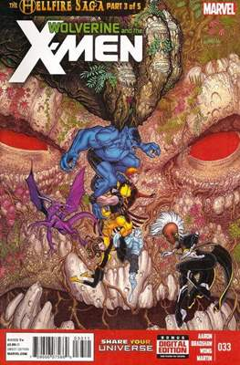 Wolverine and the X-Men Vol. 1 (Comic-Book) #33