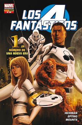 Los 4 Fantásticos / Los Cuatro Fantásticos Vol. 7 (2008-) #48