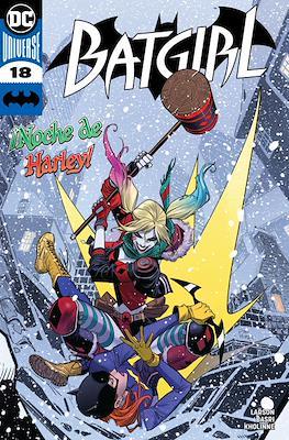 Batgirl (2018-) #18