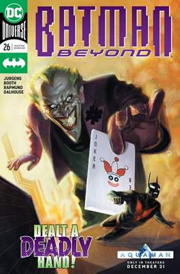 Batman Beyond (Vol. 6 2016-...) (Comic Book) #26