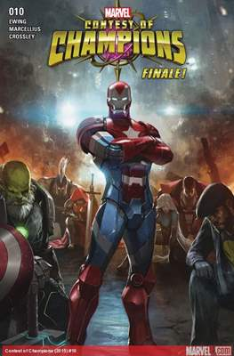 Contest of Champions (2015) #10