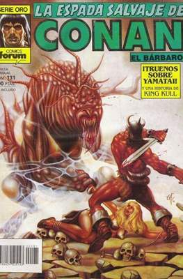 La Espada Salvaje de Conan. Vol 1 (1982-1996) (Grapa. B/N.) #131