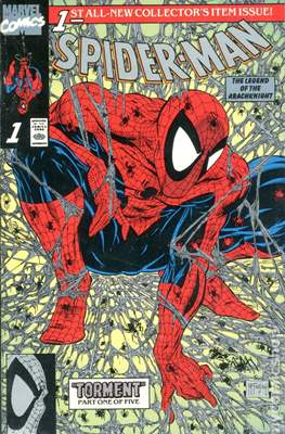 Spider-Man (Vol. 1 1990-2000 Variant Covers) (Comic Book) #1.3