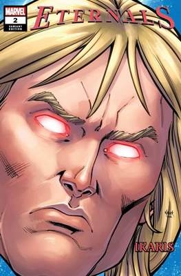 Eternals (2021 Variant Cover) #2.2