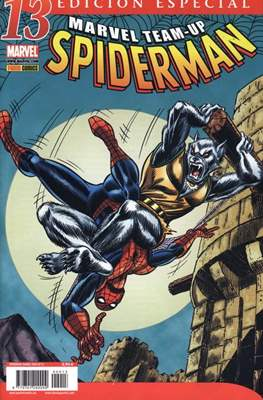 Marvel Team-Up Spiderman Vol. 1. Edición especial #13