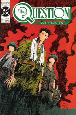 The Question Vol. 1 (Comic-book.) #32