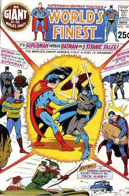 World's Finest Comics (1941-1986) (Comic Book) #197