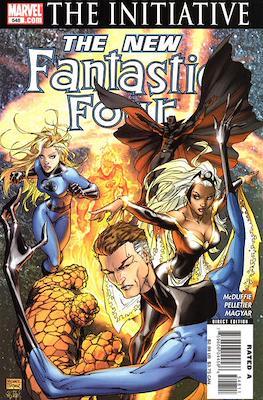 Fantastic Four Vol. 3 (Comic Book) #548