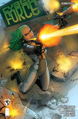 Cyberforce (2018-) (Comic book) #4