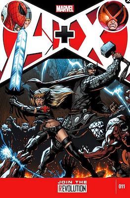 A+X (Comic-Book) #11