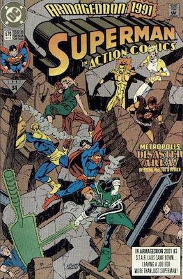 Action Comics Vol. 1 (1938-2011; 2016-) (Comic Book) #670
