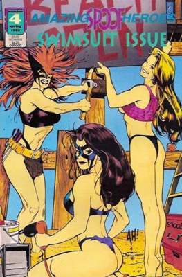 Amazing Heroes Swimsuit Special (Softcover 52-150 pp) #4