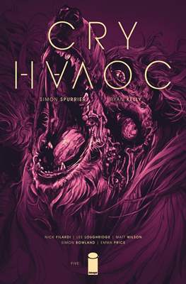 Cry Havoc (Comic Book) #5