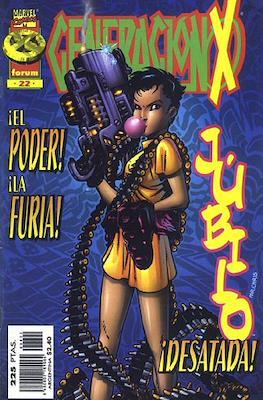 Generación-X Vol. 2 (1996-2000) (Grapa 24 pp) #22