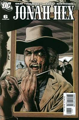Jonah Hex Vol. 2 #6