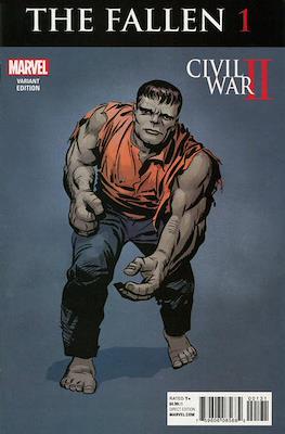Civil War II: The Fallen (Variant Cover)