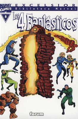 Biblioteca Marvel: Los 4 Fantásticos (1999-2001) (Rústica 160 pp) #8