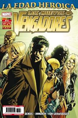 Los Nuevos Vengadores Vol. 2 (2011-2017) #6