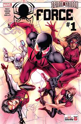 Spider-Force (Comic Book) #1