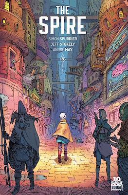 The Spire (Comic Book) #5