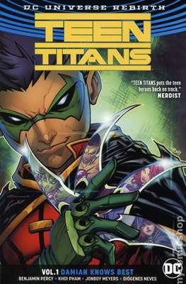 Teen Titans Vol. 6 (2017) (Softcover 128-168 pp) #1