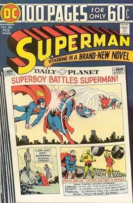 Superman Vol. 1 / Adventures of Superman Vol. 1 (1939-2011) (Comic Book) #284