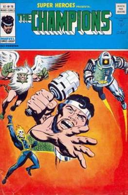 Super Héroes Vol. 2 (Grapa 48 pp. 1974-1980) #76