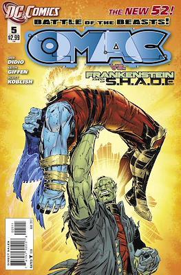 O.M.A.C. Vol 4 (Comic Book) #5
