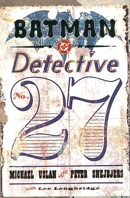 Batman: Detective Nº. 27