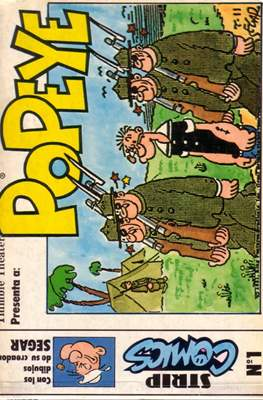 Strip Comics