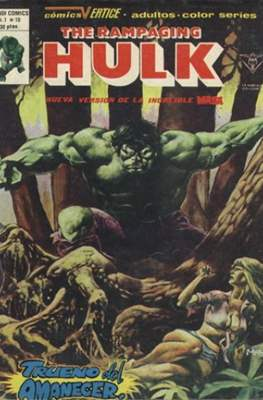 The Rampaging Hulk #10