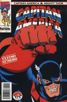 Capitán América & Thor el Poderoso Vol. 2 (1993-1994) (Grapa. 48 páginas.) #13