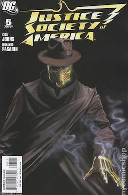 Justice Society of America Vol. 3 (2007-2011) #5