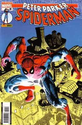 Peter Parker Spiderman (2004-2005) (Grapa 72 pp) #18
