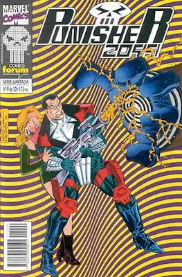 Punisher 2099 (1994-1995) (Grapa. 17x26. 24 páginas. Color.) #9