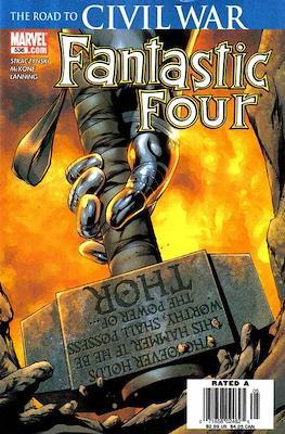 Fantastic Four Vol. 3 (1998-2012) (Comic Book) #536