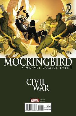 Mockingbird (2016 Variant Cover) #2.2