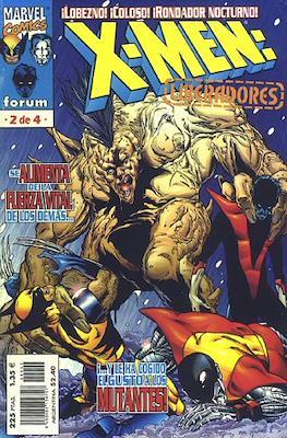 X-Men: Liberadores (1999) (Grapa 24 pp) #2