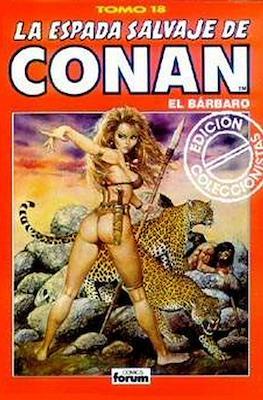La Espada Salvaje de Conan el Bárbaro. Edición coleccionistas (Rojo) #18
