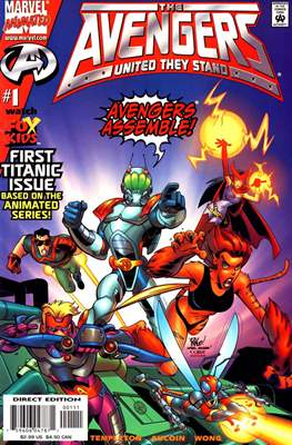The Avengers: United They Stand (Comic Book) #1