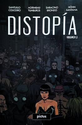 Distopía (Rústica) #3