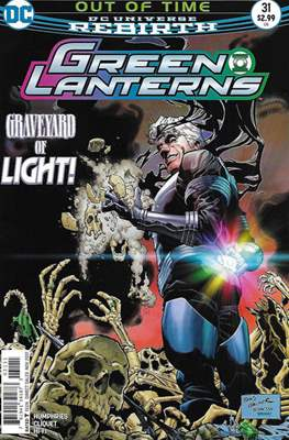 Green Lanterns Vol. 1 (2016-2018) (Comic-book) #31