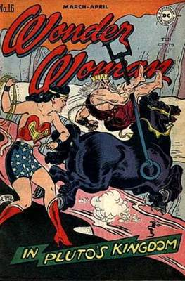 Wonder Woman Vol. 1 (1942-1986; 2020-) #16