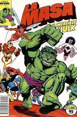 La Masa. El Increíble Hulk #20