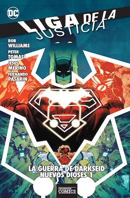 Liga de la Justicia: La Guerra de Darkseid (Rústica) #7