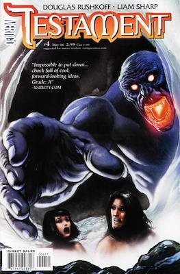 Testament (Comic-Book) #4
