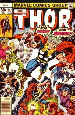 Journey into Mystery / Thor Vol 1 (Comic Book) #257