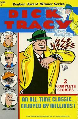 Dick Tracy (1984-1989)