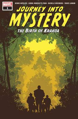 Journey Into Mystery: The Birth of Krakoa